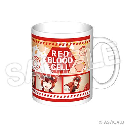 はたらく細胞!! 赤血球 マグカップ