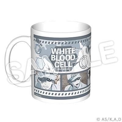 はたらく細胞!! 白血球(好中球) マグカップ