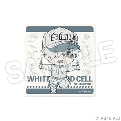 はたらく細胞!! 白血球(好中球) コースター