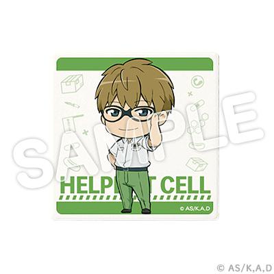 はたらく細胞!! ヘルパーT細胞 コースター