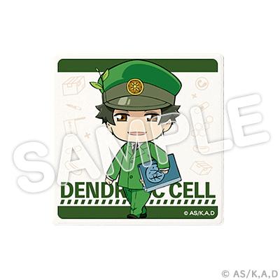 はたらく細胞!! 樹状細胞 コースター