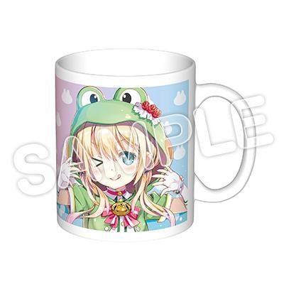 虹河ラキマグカップ