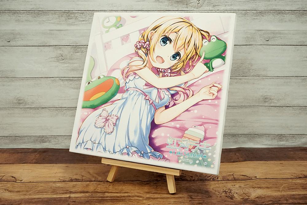 美麗キャンバスアート
