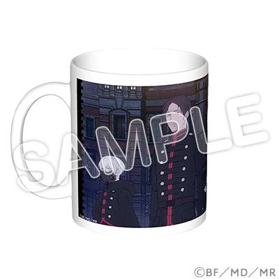 MARS RED 特製マグカップ