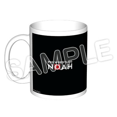 プロレスリング・ノア 特製マグカップ