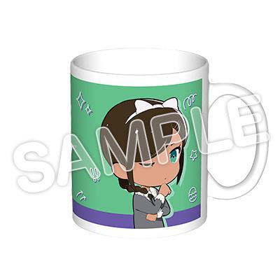 ワンダーエッグ・プライオリティ 特製マグカップ